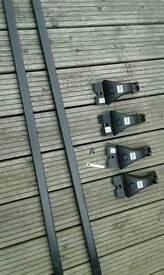 Roof bars for Peugeot 308, 2010 model, little used good condition.
