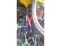 """mountain bike 18,5 """" aluminium frame"""
