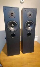 Acoustic Solutions DS1000 MKII floorstanding speakers