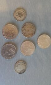 Crowns, 5 pound coins for sale
