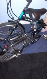 Foldable bicycle! GOOD CONDITION!!