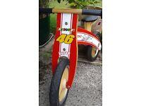 Kurve wooden balance bike - Valentino Rossi Ducati