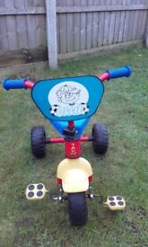 Olie tricycle