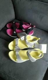 Ladies Regatta sandals