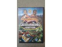 used hot weels acceleracers ingnition dvd