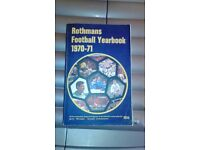 FOOTBALL YEARBOOKS ROTHMANS/SKY SPORTS 1970-2014