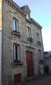 Large 19th century character townhouse near Nantes, western France