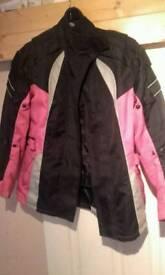 Women's bike jacket