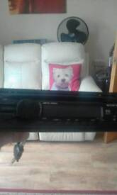 SONY CD player for car