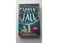 The Shock of the Fall by Nathan Filer book