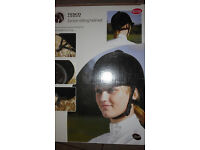 Junior Horse Riding Helmet Hat Size 6 5/8 or 55cm - New in Box