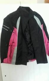 Women's bargain bike jacket