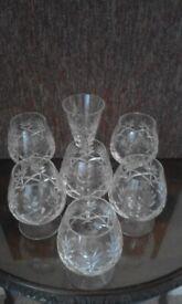 Glass set - 7 piece
