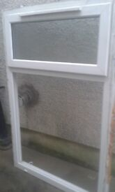 Double glazed wondow size 106cm X 180 cm