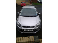 5 DOOR FORD FOCUS ZETEC TDCI,FAMILY CAR,WELL LOOKED AFTER AND SERVICED