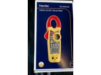 Newtech electrical clamp meter