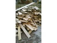 Free hardwood
