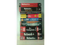 IT Networking Study Books and All CDs
