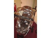 Mothercare Pushchair in good condition with rain cover included