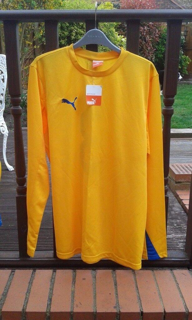 Youth football puma shirts - £40 ONO