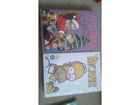 the simsons dvd