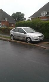 06 plate Ford Focus Sport 116