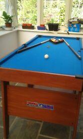Pool Table Folding (Junior Size)