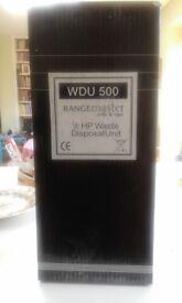 Rangemaster 500 Waste Disposal Unit