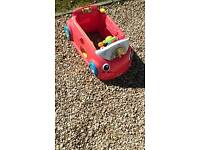 Fisher Price musical car