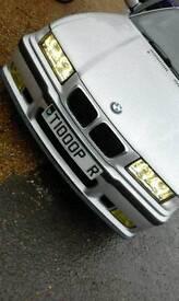 BMW 323i auto convertible SWAP