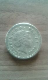 £1 coin (collectable)