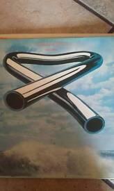 Tubular Bells vinyl record