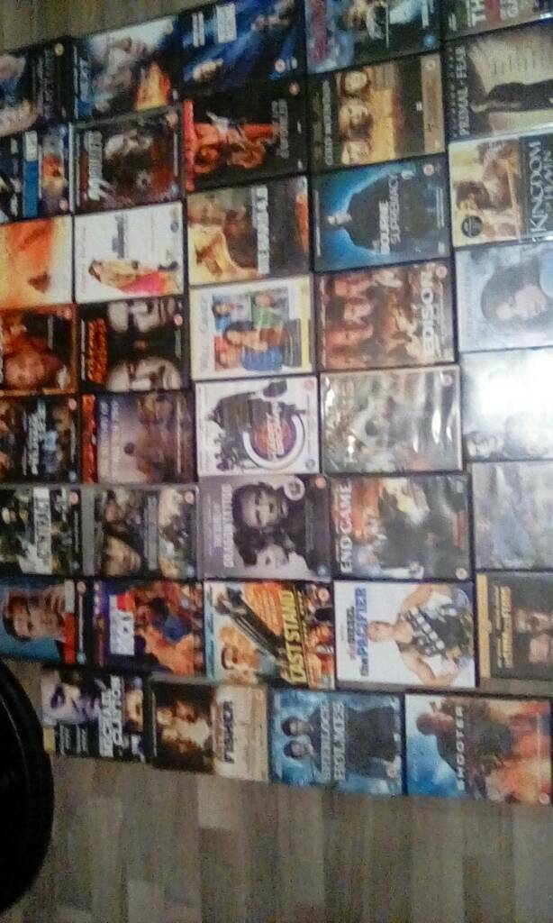 Dvds for sell
