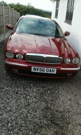 jaguar xj6 sovereign simply the best jag ever all the extras full sevice record new timing belt