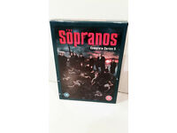 The Sopranos 4 disc Collectors Edition DVD Boxed Set