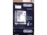 BRAND NEW !!! = DeLongi = MAGNIFICA CAPPUCCINO SYSTEM RRP £ 369
