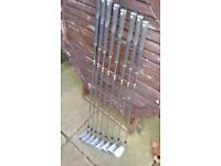 Mizuno Pro 2 Irons for sale - Good Condition