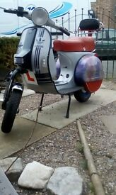 two stroke scooter £1350
