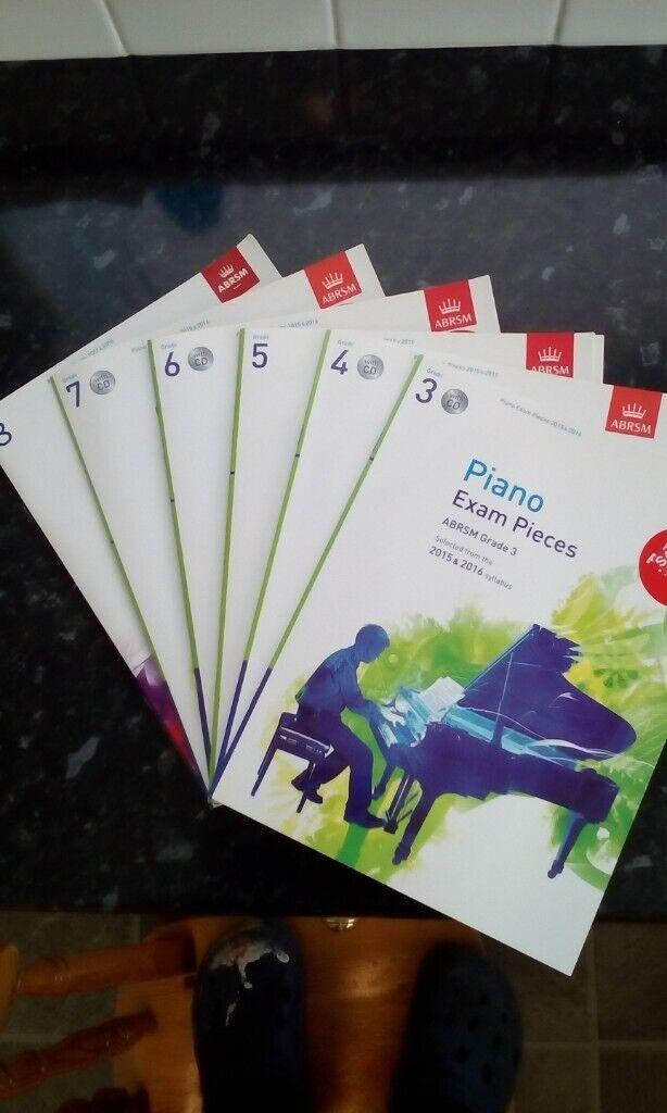 ABRSM PIANO GRADE MUSIC | in Fareham, Hampshire | Gumtree