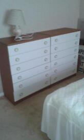 Two x Chest of Drawers