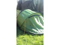 2 man tent in great condition