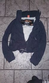 three superdry jackets