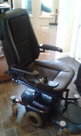 Flexmobil 600 electric wheelchair