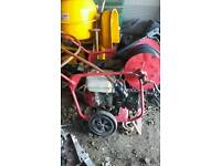 Honda petrol jetwash