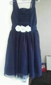 Girls camilla designer dress