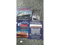 4 books of titanic