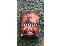 Calzaghe boxing dvd
