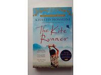 The Kite Runner by Khaled Hosseini book