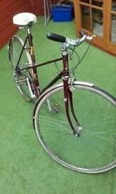 Women's 1973 Raleigh bike
