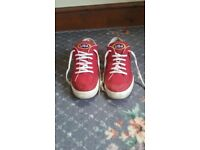 NIKE trainers vintage 90s size 8